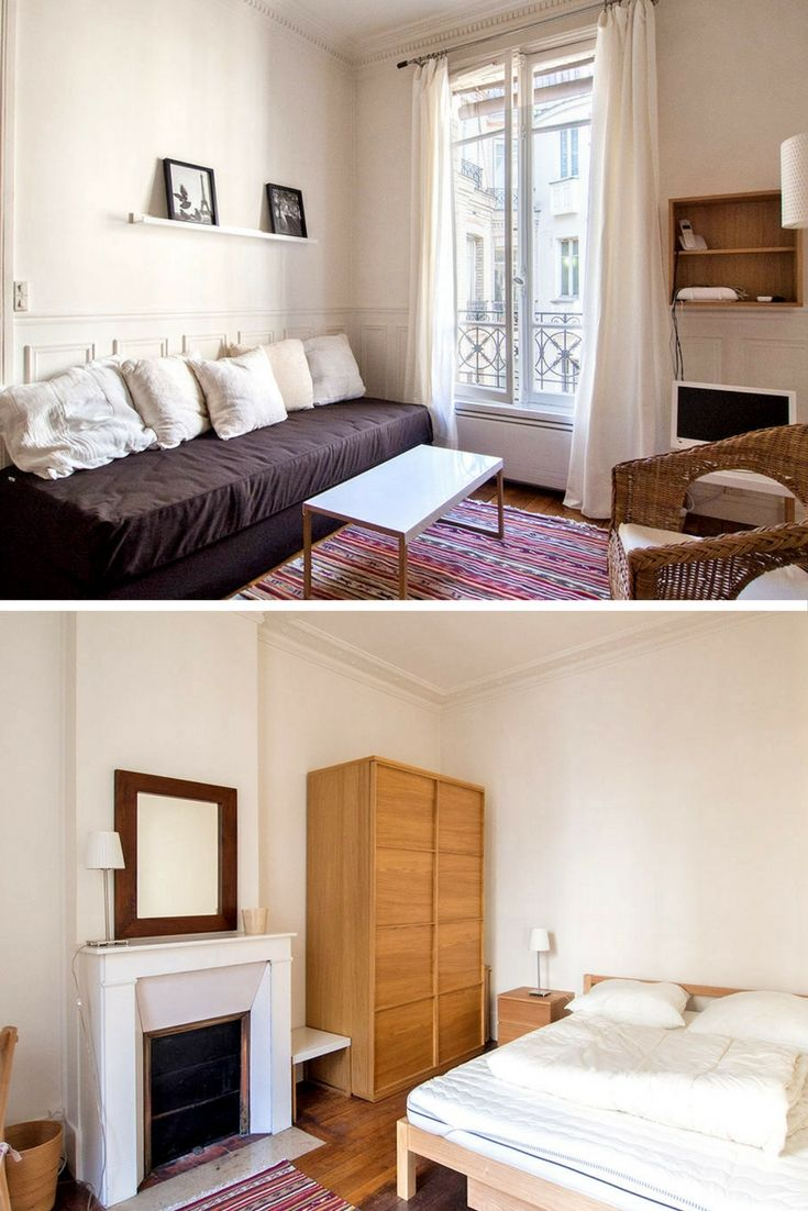 Live In One Of The Fanciest Areas Of Paris In This Spacious One Bedroom Apartment Another Stunning Lodgis F Appartement Location Appartement Petit Appartement