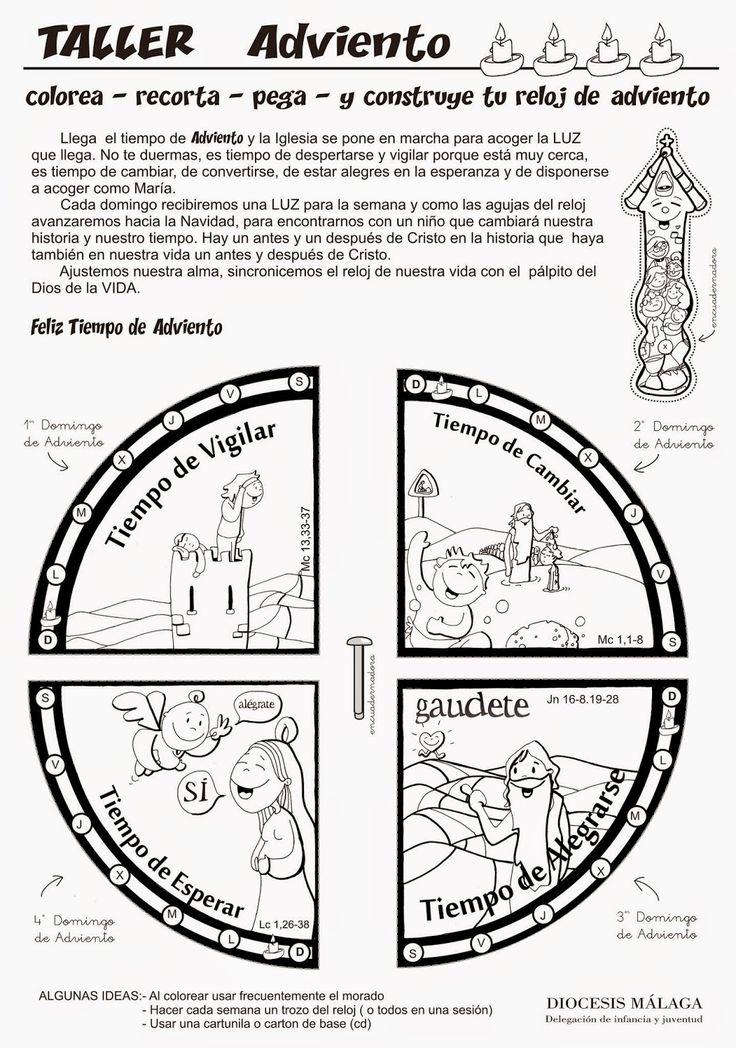 Educar con Jesús: Taller de Adviento con Fano (www.pjmalaga.es)