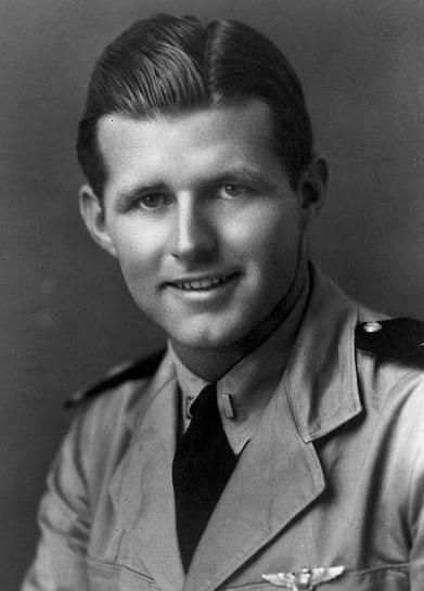 Joseph Patrick Kennedy, Jr. was the oldest of nine children to Rose and Joseph Kennedy. He was born July 25, 1915 in Brookline, Massachusetts and died in combat over East Suffolk, United Kingdon on August 12, 1944.