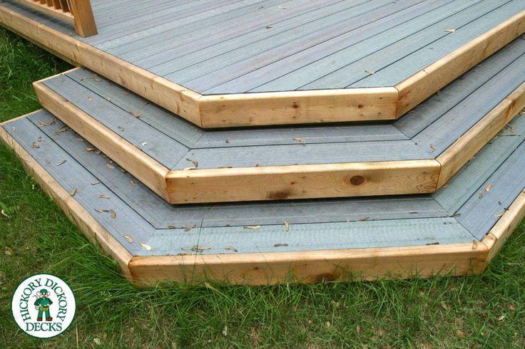 Bi Level Decks | Home Page | Company Information | Franchises | Deck Pictures…