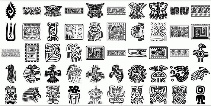 Image result for индейцы америки и символы мышей