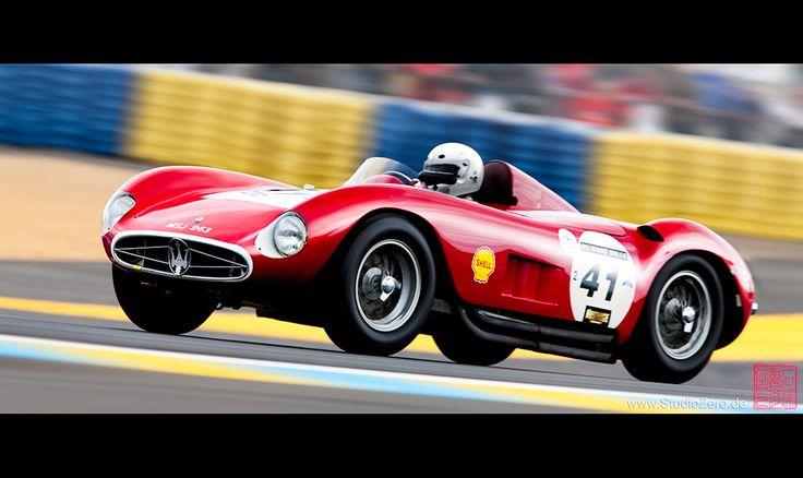 Maserati 300S – 1955 by Shurazero Hide Ishiura /  StudioZero.de on 500px