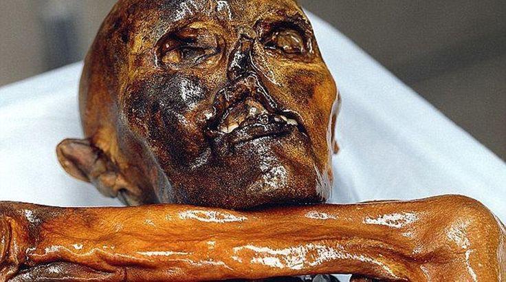 Δημιουργία - Επικοινωνία: Ο παγωμένος άντρας Ότζι «μίλησε» μετά από 53 αιώνε...