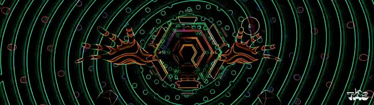 TAS - Spiral Mood HD (psychedelic visuals, 3rd eye activation, live mixing demo) on Vimeo