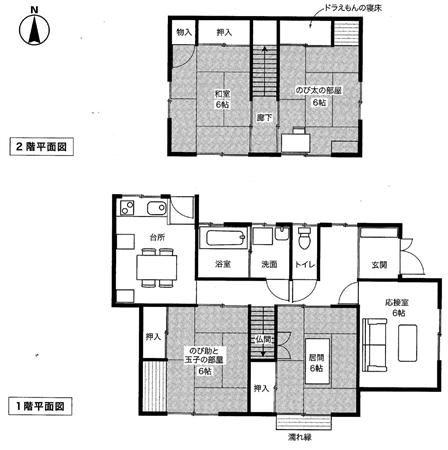 Sazae-san house