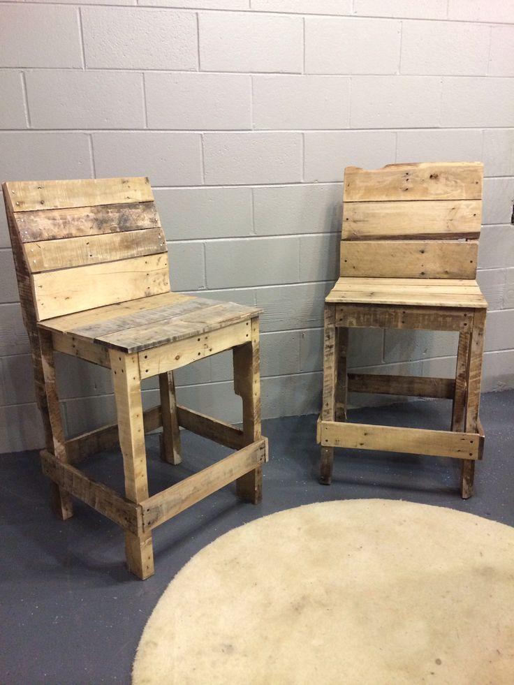 78 mejores im genes sobre sof s sillones sillas de - Sillas hechas de palets ...
