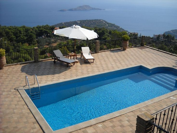 Holiday Villa in Korinthia, Greece - Sea view villa in Amoni,Korinthos Greece