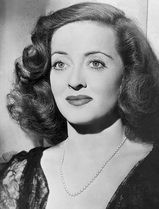 """ Bette Davis in What Ever Happened to Baby Jane? """