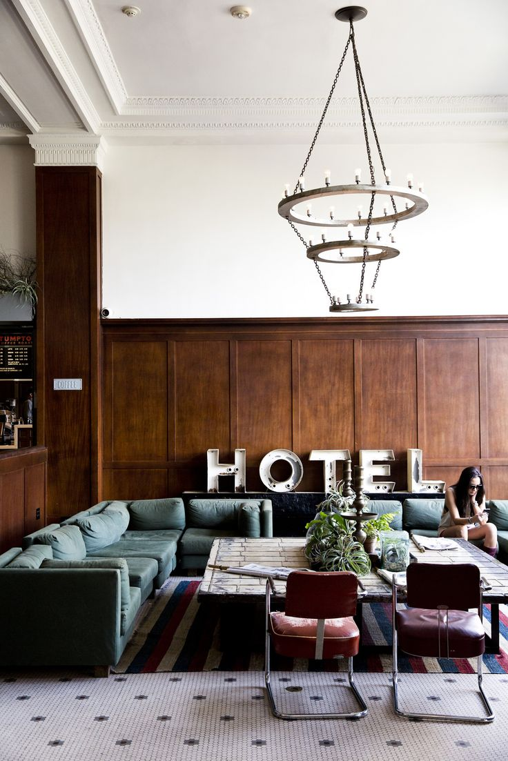 The Ace Hotel Portland Oregon By Nicole Franzen Photography