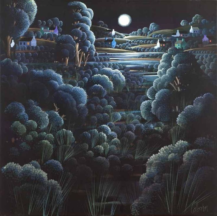 Blue Moon by George Callaghan