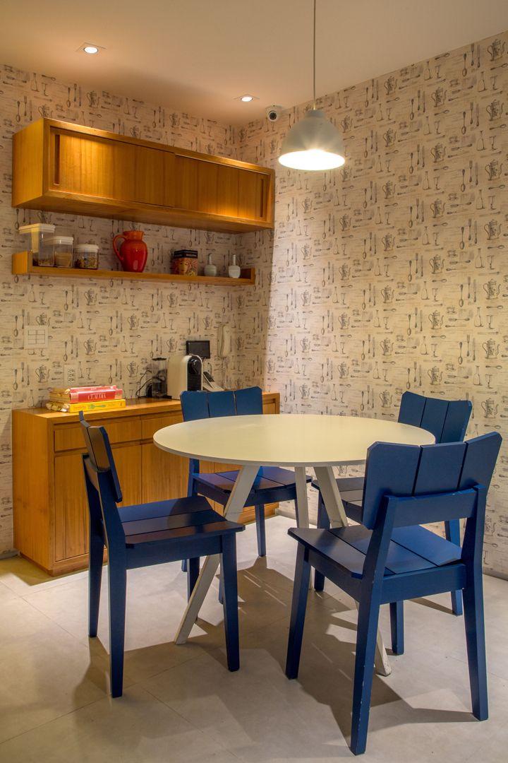 Apartamento no LEBLON assinado por ROBERTA MOURA, PAULA FARIA e LUCIANA MAMBRINI - foto