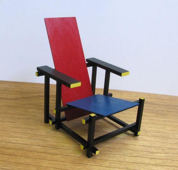 les 63 meilleures images du tableau r comme rietveld sur pinterest de stijl chaises et. Black Bedroom Furniture Sets. Home Design Ideas