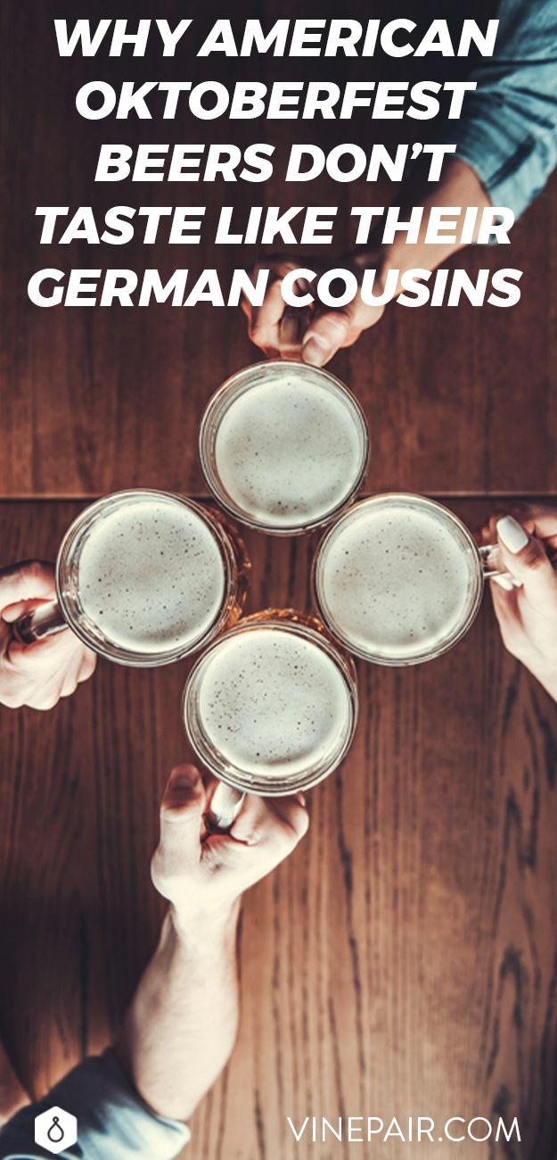 Why American Oktoberfest Beers Don't Taste Like Their German Cousins
