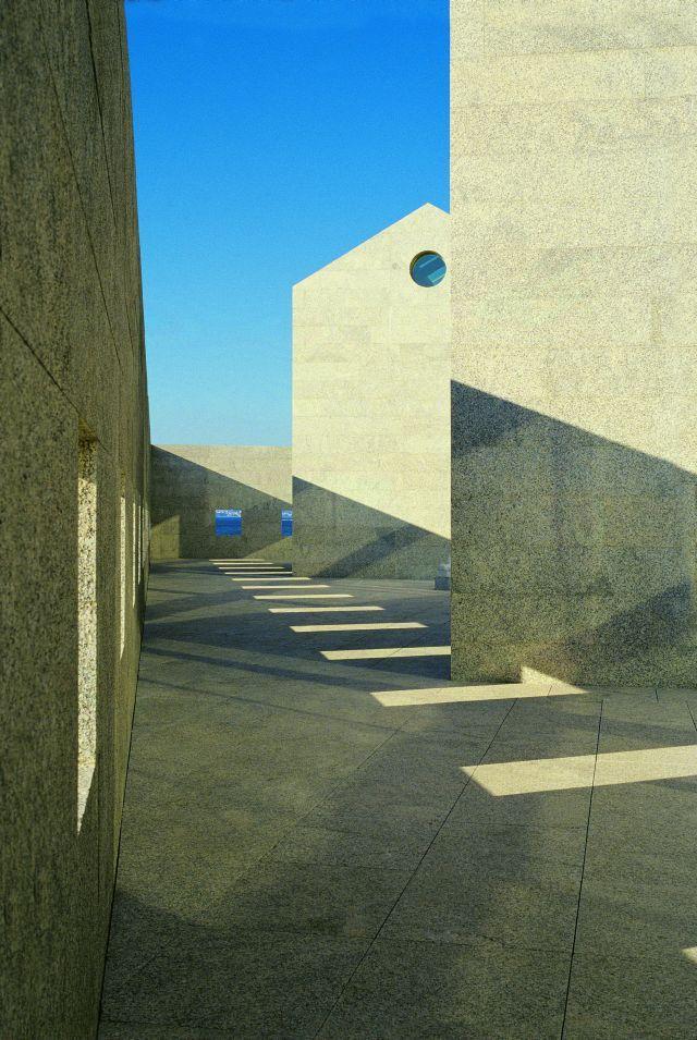 Aldo Rossi & César Portela - Museo do Mar de Galicia, Vigo