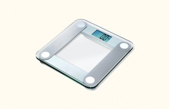 The Best Bathroom Scale - the EatSmart Precision Digital is accurate, easy to step onto, and lasts for years, all great features for a $30 device.
