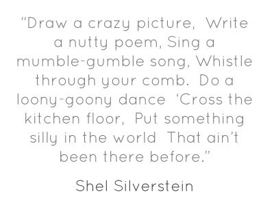shel silverstein critical review The poem was written by shel silverstein  silverstein's most popular works include two collections of children's poems, where  26k views view upvoters.
