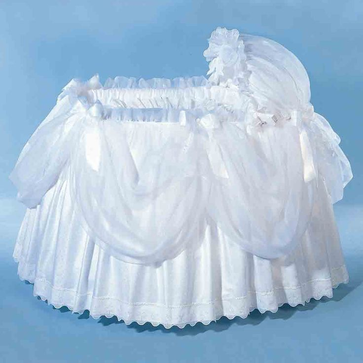 Pouf Bassinet Ensemble