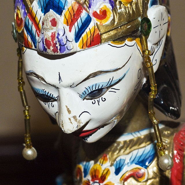 Wayang Golek - The Indonesian Wooden Puppet