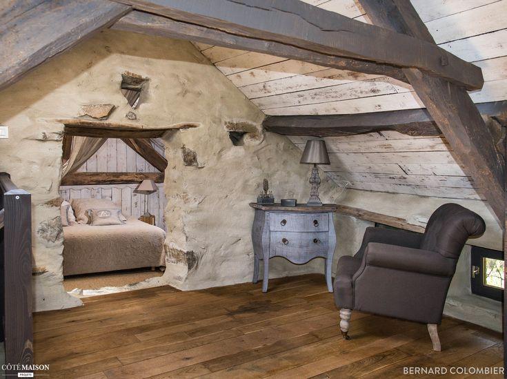 Les Gites du Berger, des bergeries rénovées dans le Puy-de-Dôme, Christine Colombier - Côté Maison