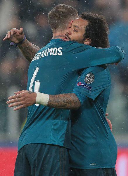 0d1f9b5bf Sergio Ramos Photos Photos  Juventus VS. Real Madrid - UEFA ...