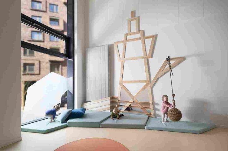 Комфортный детский сад в Германии