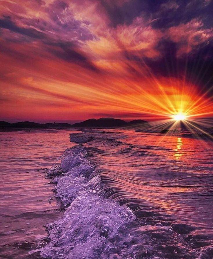 самые красивые картинки закаты эти поделки