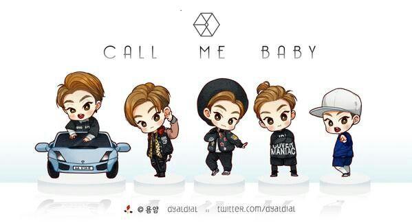 Call me baby Xiuver ❤