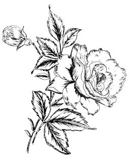 Digital Two for Tuesday: Flower Designs