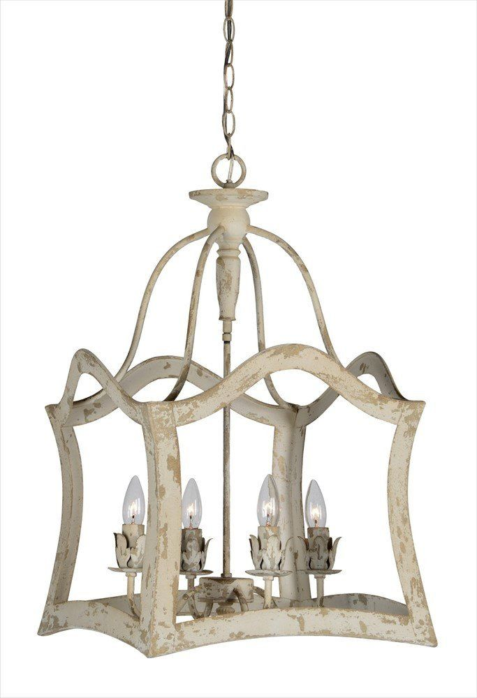 The Bree Chandelier is framed by a graceful arch and open silhouette. This lantern-style fixture will add a bold touch of elegance to your home. Fixture Dimensi