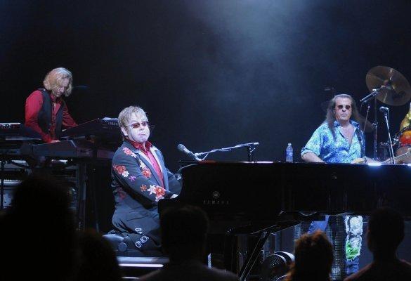 Elton John Performing at Saratoga Performing Arts Center #SPAC http://www.saratoga.org/visitors