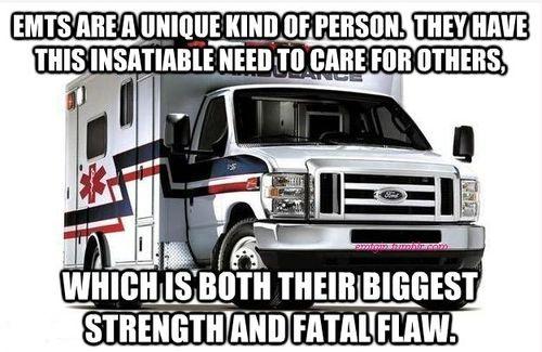 Fact, emt ems