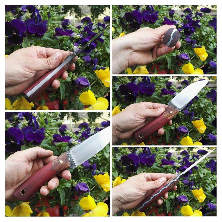 Custom knife.
