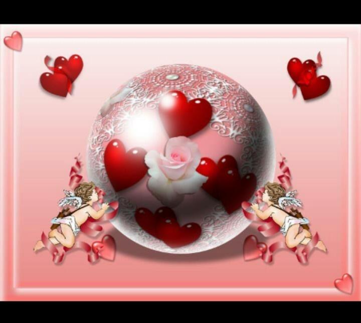 animasi bergerak happy valentine