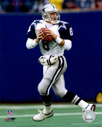#7 Troy Aikman 3 superbowls  32,942 yards 165 TD's  141 INT 6 probowls  81.6 QB rating 12 years played