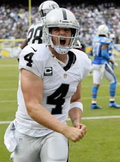 cnn news , latest news , usa trends: Raiders' Derek Carr learns how to be a successful ...