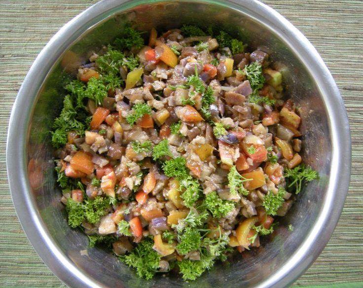 #Vegan #bean #salad by the Little Green Cafe in Kerobokan - #rawfoodrestaurant #rawfoodbali