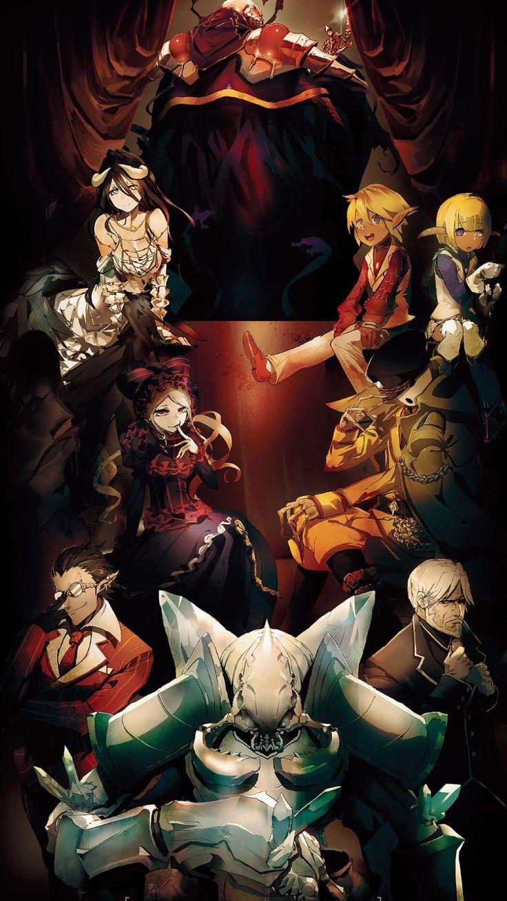 Crunchyroll funimation anime anime albedo anime fanart