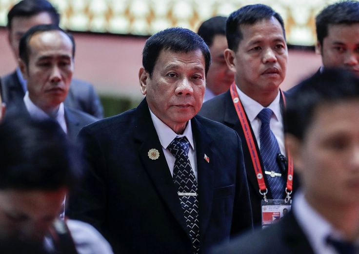 Philippines Seeks to Soothe Investors Spooked by Duterte. #Duterte #Philippines #Economy #stockmarket
