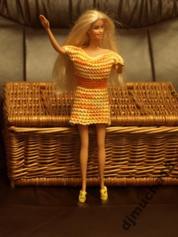 ŚLICZNA Barbie Mattel UNIKAT 2 UBRANKA GRATIS !