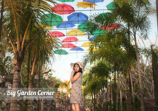 Big Garden Corner | Tempat Menarik Di Bali