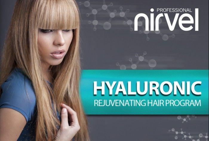 Moc kwasu hialuronowego dla Twoich włosów. Szukasz sposobu na okiełznanie niesfornych, suchych, słabych, pierzących się włosów? Hialuronic Shampoo Nirvel i nie trzeba nic więcej ...