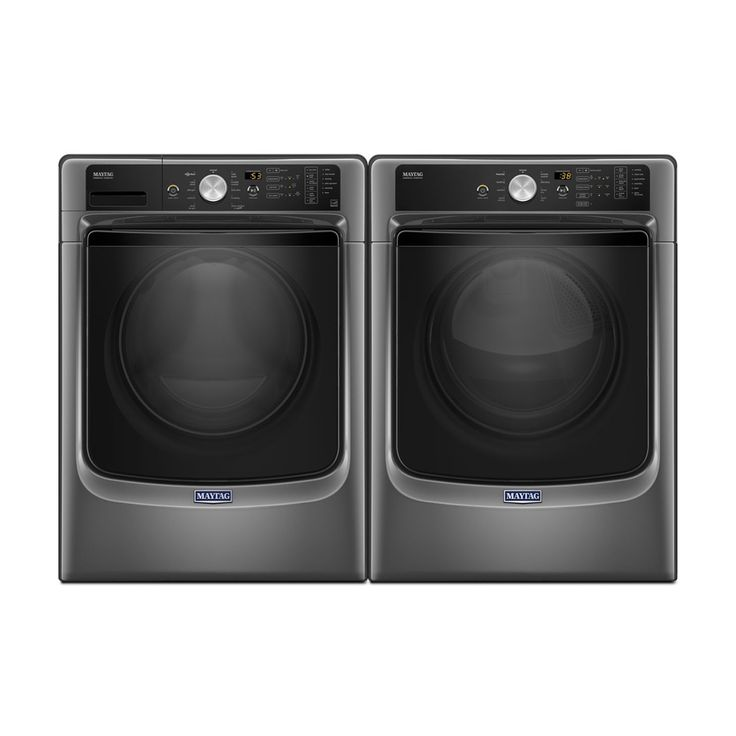 Maytag MHW5500FC-YMED5500FC Washer and Dryer Set | Lowe's Canada