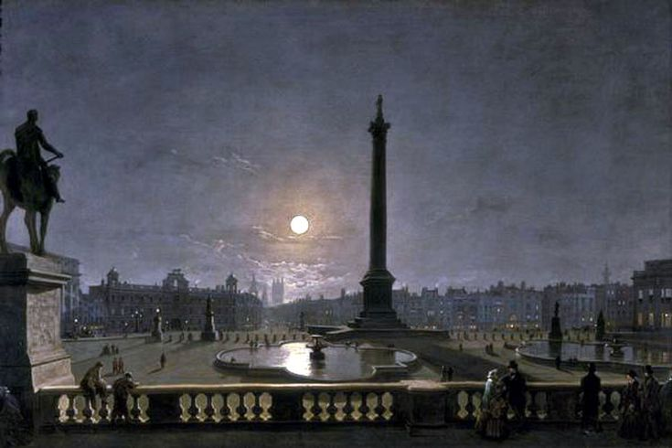 henry pether painter moonlight - Cerca con Google