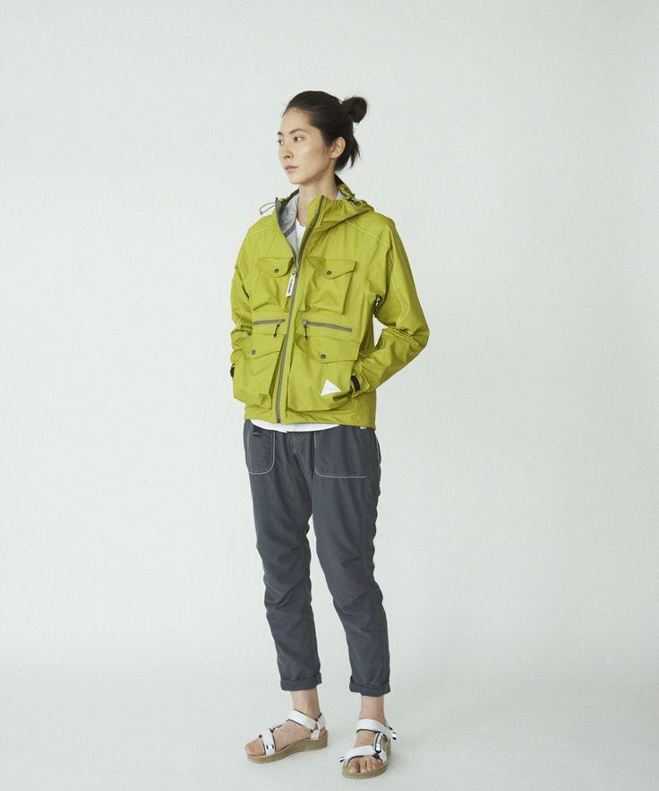 nylon climbing pants - and wander online shop