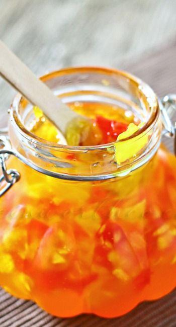 Pineapple Red Pepper Chutney