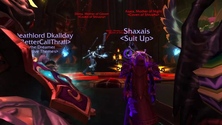 Antorus the Burning Thot - Part Two: The Thicc Return (our guild video) #worldofwarcraft #blizzard #Hearthstone #wow #Warcraft #BlizzardCS #gaming