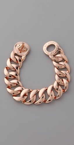 Marc Jacobs Turnlock Bracelet.