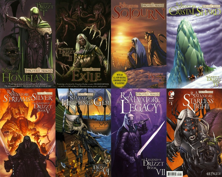 The Ghost King Transitions Book III The Legend of Drizzt 19