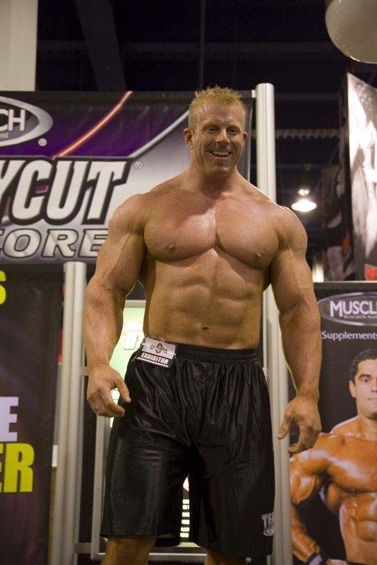 Scott Milne | towering titans of muscle | Bodybuilding ...