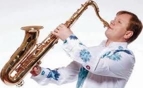 Игорь Бутман-саксофон